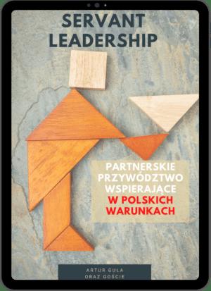 okładka Servant Leadership